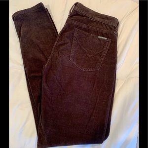 Women's corduroy Hudson pants